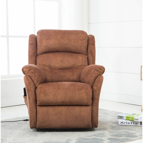 Downes Power Lift Assist Recliner by Latitude Run