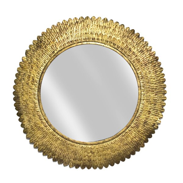 Amanda Accent Mirror by Sagebrook Home