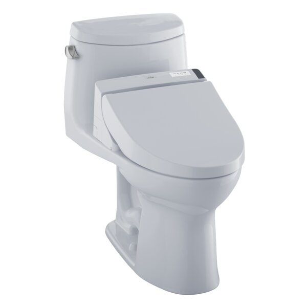 UltraMax® II 1.28 GPF Elongated One-Piece Toilet by Toto