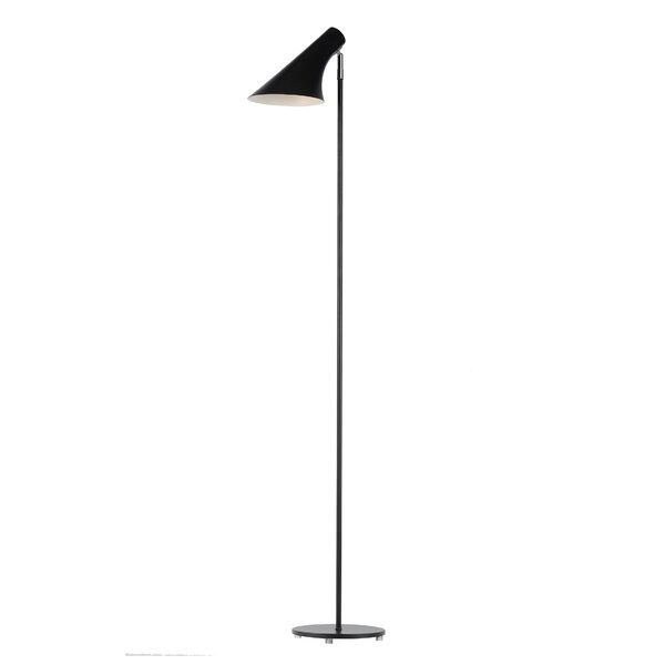 Sipp Task Floor Lamp by Orren Ellis