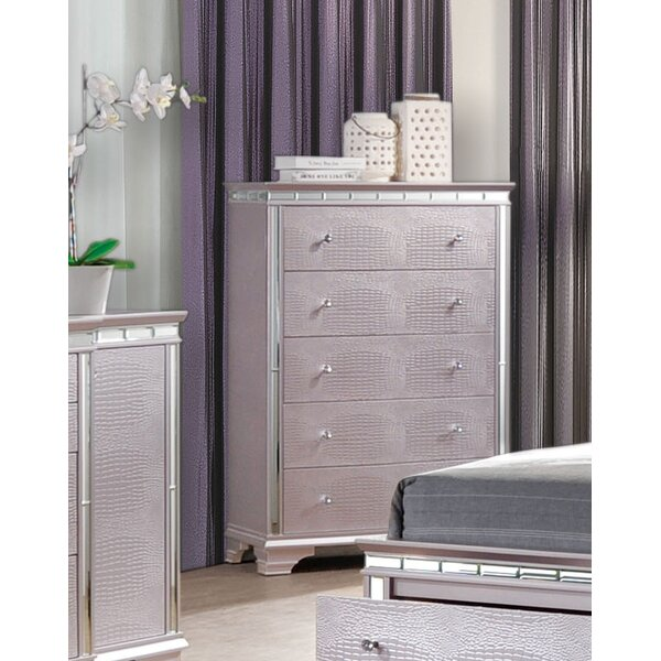 Merauke 5 Drawer Chest by House of Hampton