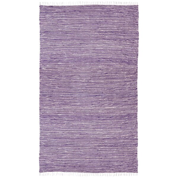 Complex Purple Area Rug by St. Croix