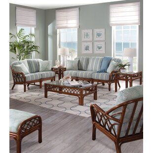 Edgewater Conservatory Configurable Living Room Set by Braxton Culler