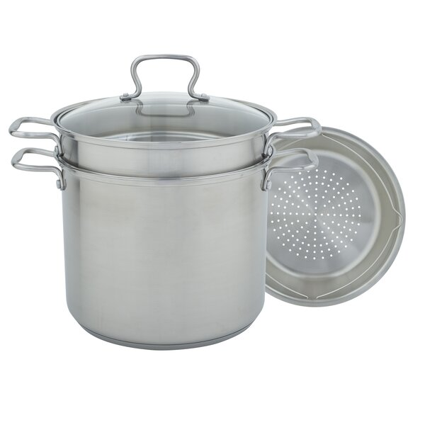 12-qt. Multi-Pot with Lid by Range Kleen