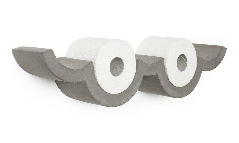 Wayfair Lyon Beton Cloud S Wall Mount Toilet Paper Holder