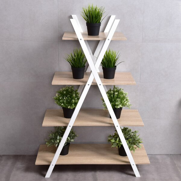 Byers 4 Tier Ladder Display Etagere by Wrought Studio
