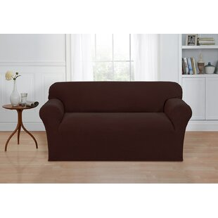 Box Cushion Loveseat Cover