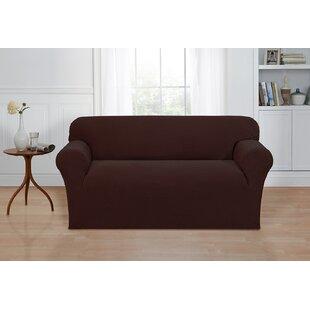 Box Cushion Loveseat Cover