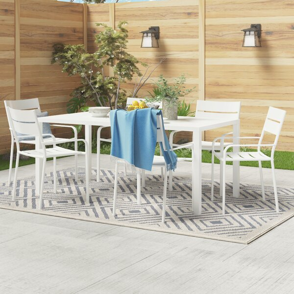Molnar 7 Piece Dining Set by Brayden Studio