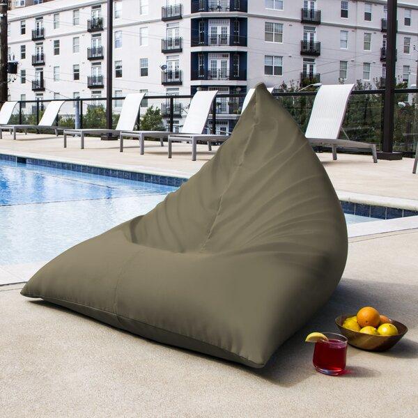 Twist Large Outdoor Friendly Bean Bag Chair & Lounger By Jaxx