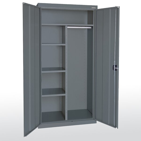 Elite Series Armoire By Sandusky Cabinets by Sandusky Cabinets Reviews