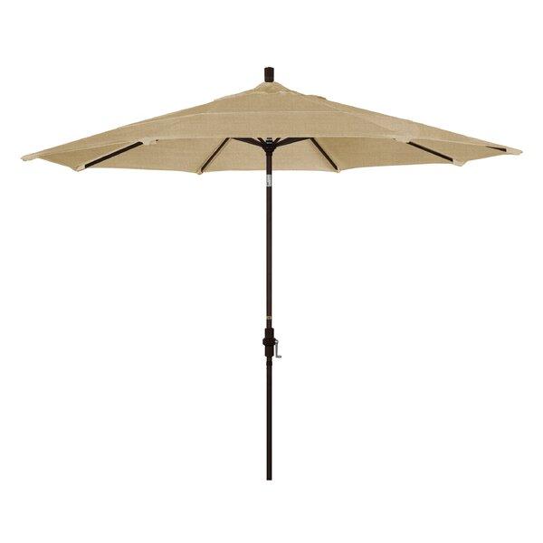 April Aluminum Tilt Market Umbrella by Beachcrest Home