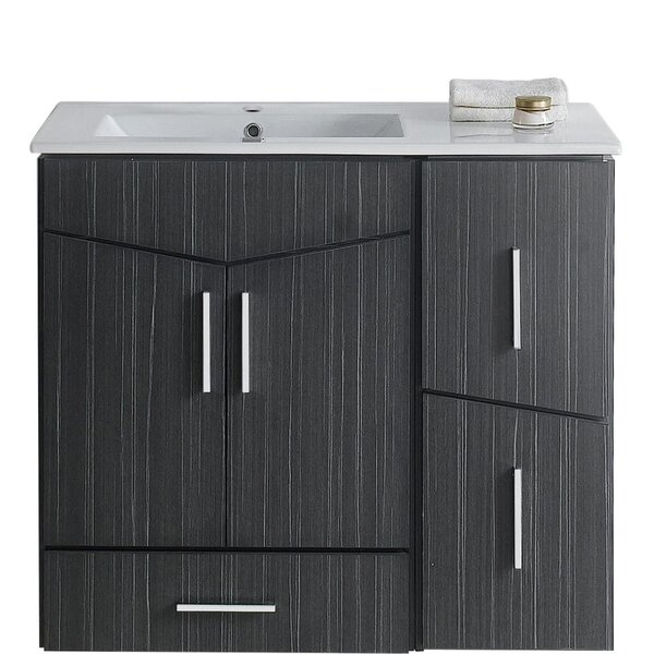Mcfarren 36 Single Bathroom Vanity Set