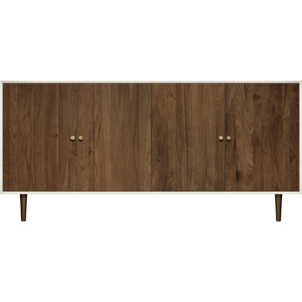 MiMo 4 Drawer Combo Dresser by Copeland Furniture