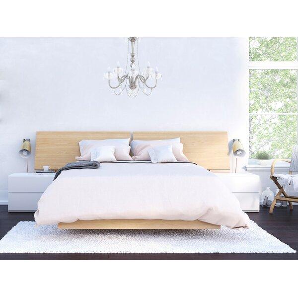 Eton Platform 3 Piece Bedroom Set by Wrought Studio