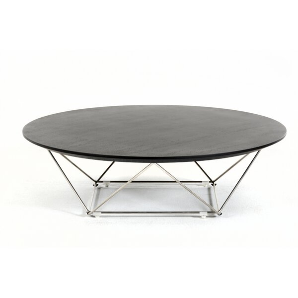 Delroy Coffee Table by Mistana