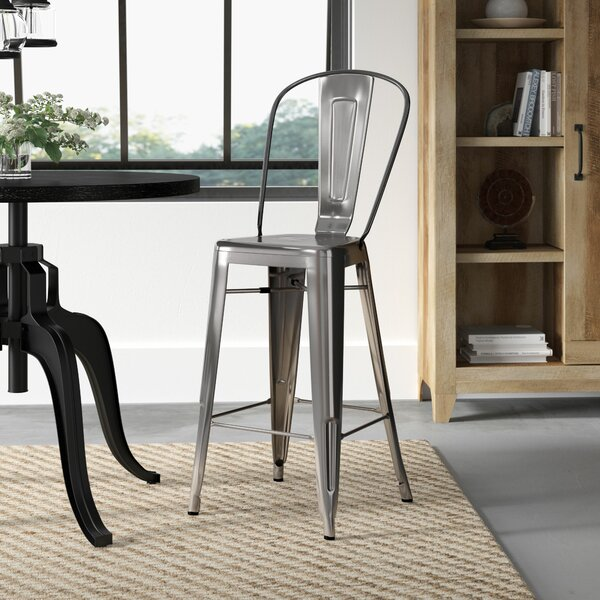Hallwood 30 Bar Stool by Greyleigh