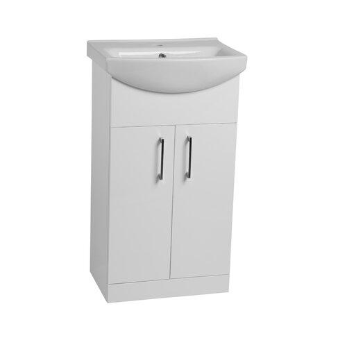 Irmtraud 50cm Free-Standing Vanity Unit Base Belfry Bathroom