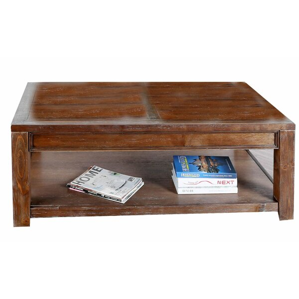 Bartholomew Coffee Table By Millwood Pines