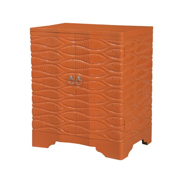 Hartly Nightstand by Bay Isle Home