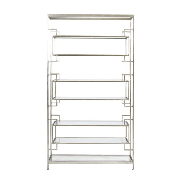 8 Shelf Etagere Bookcase by Worlds Away