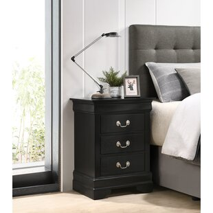 Shop For Lisle 3 Drawer Nightstand by Lark Manor