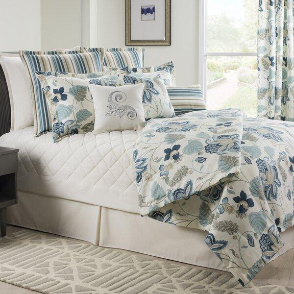 Leeman Floral Comforter Set