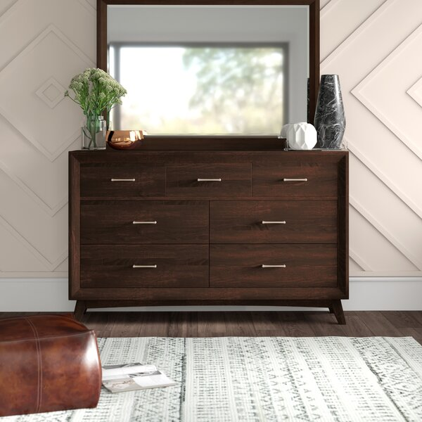 London 7 Drawer Dresser by Mercury Row
