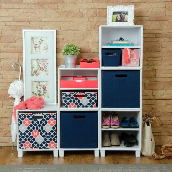 Bester Cube Unit Bookcase by Ebern Designs