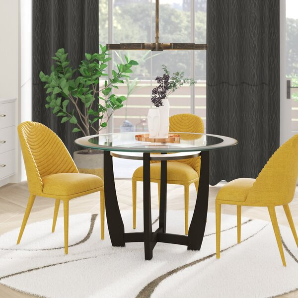 Cotter Dining Table by Wrought Studio