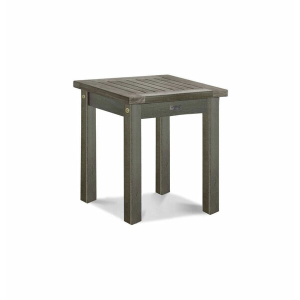 Sammie Solid Wood Side Table by Highland Dunes