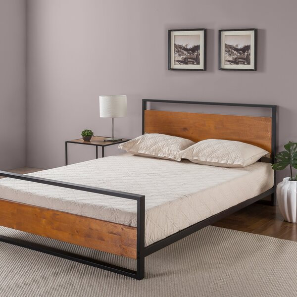Makai Platform Bed by Union Rustic Union Rustic