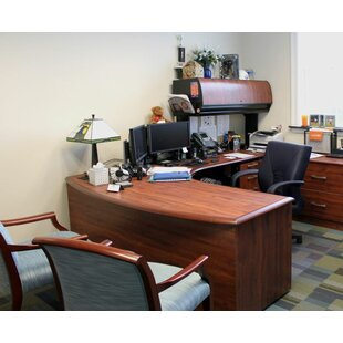 Best Workzone Executive Desk by KI Furniture
