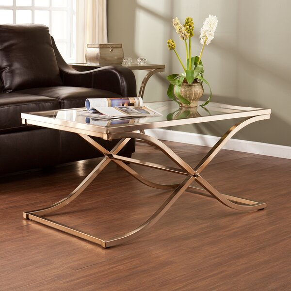 Winston Coffee Table by Wildon Home ®