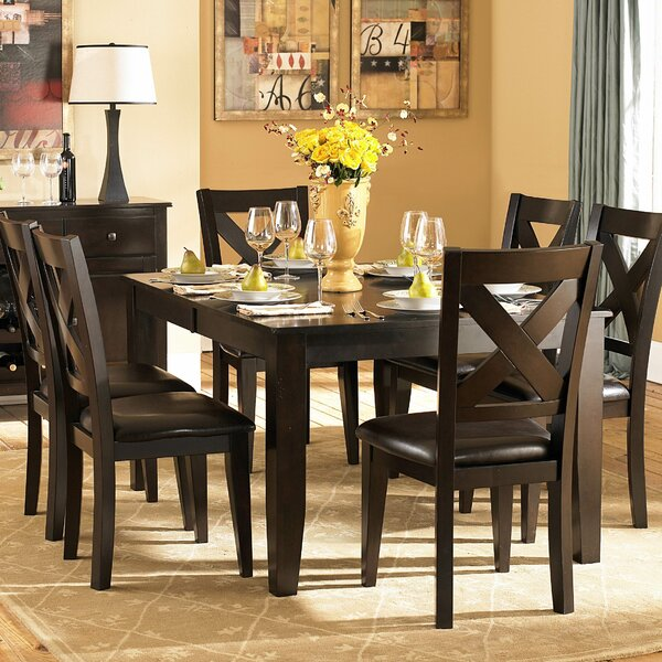 Carriage Hill 7 Piece Extendable Dining Set By Red Barrel Studio