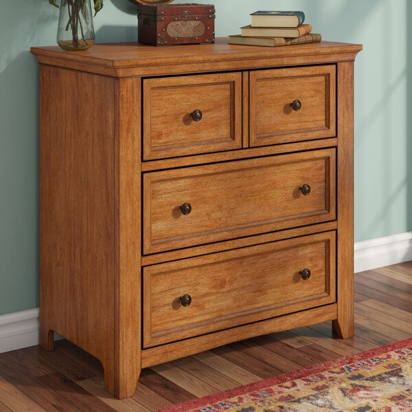 Betts 3 Drawer Chest by Three Posts