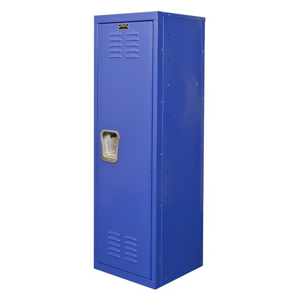 1 Tier 1 Wide School Locker by Hallowell
