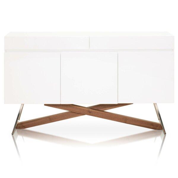 Arche Buffet Table by Orren Ellis