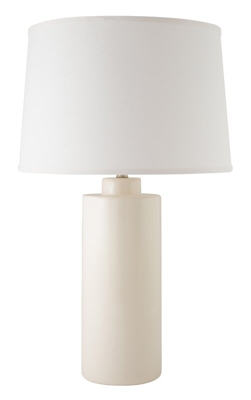 "Cylinder 28"" Table Lamp"