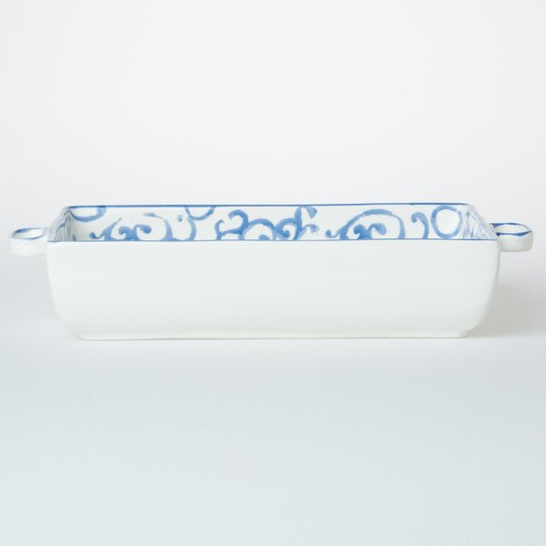 Modello Rectangular Large Baker by VIETRI