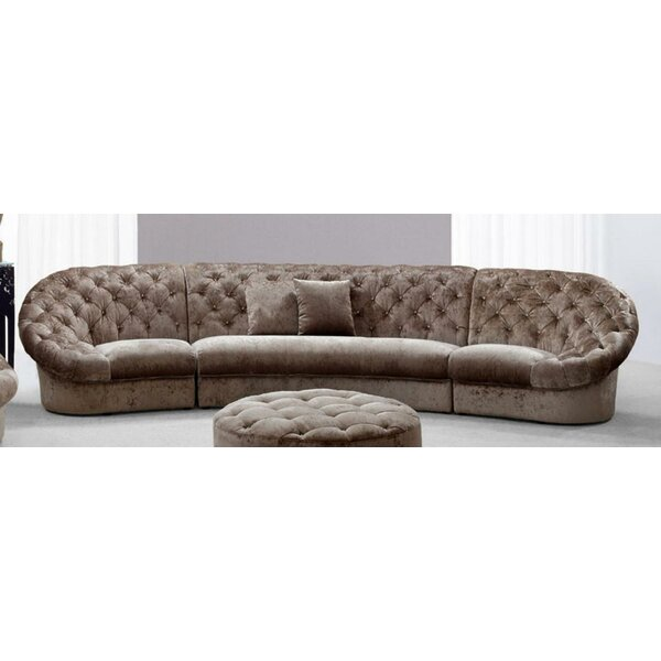 Laelia Sectional By Everly Quinn 2019 Online