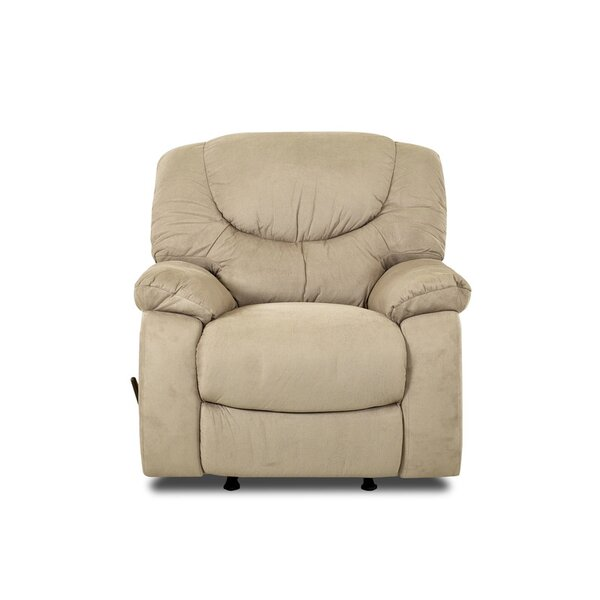 Auburn Manual Rocker Recliner by Klaussner Furniture