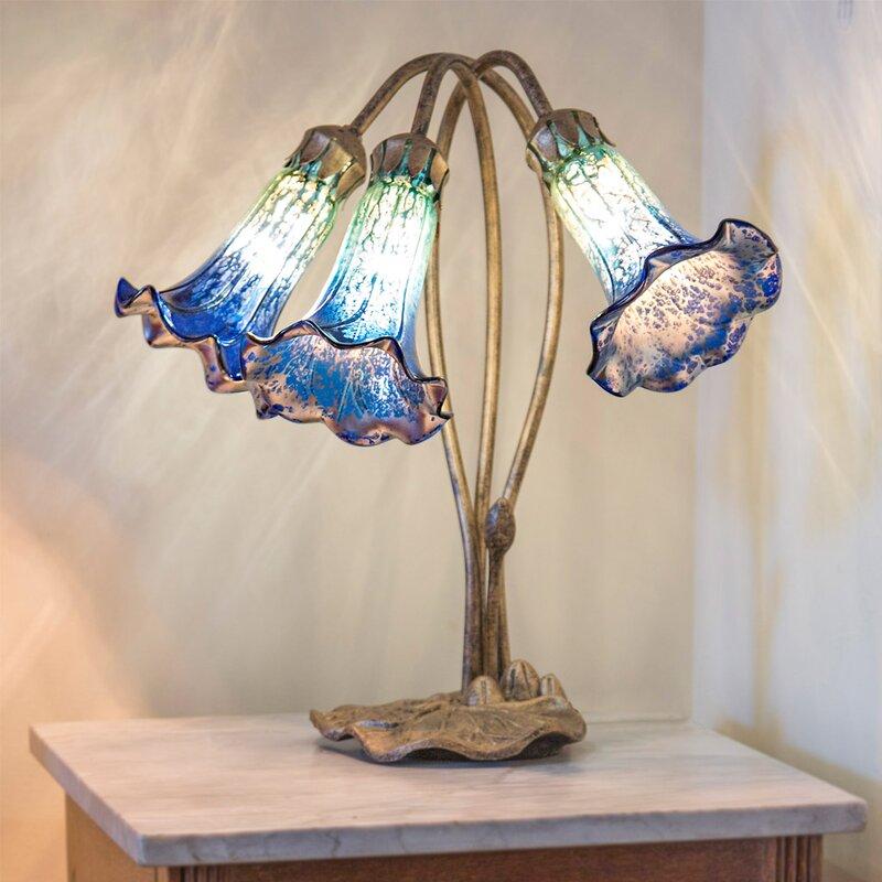 Poetic wanderlust 16 table lamp