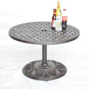 Patio Umbrella Base Side Table Wayfair