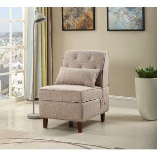 Inexpensive Erastus Slipper Chair ByCharlton Home