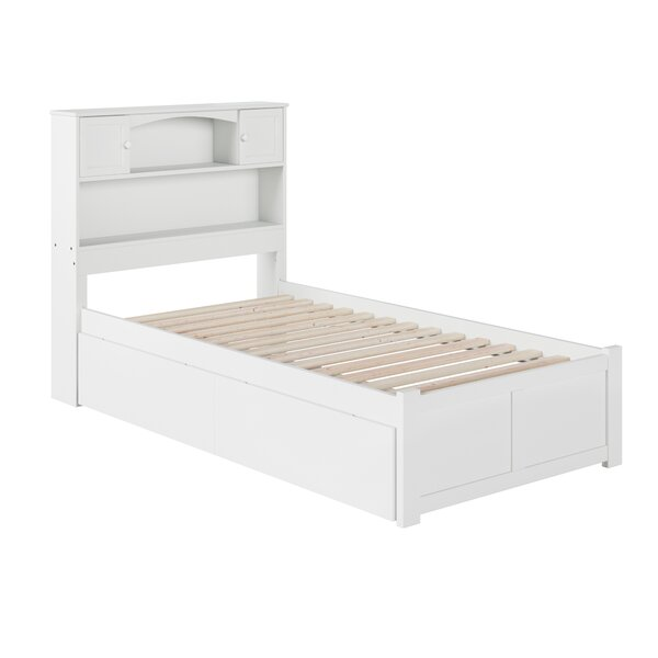 Wasilewski Extra Long Twin Mates & Captains Bed with Drawers by Viv + Rae