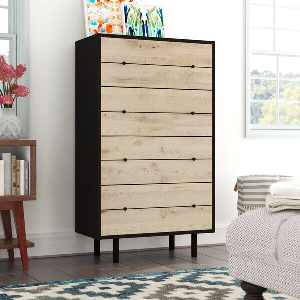 Athena 4 Drawers Chest by Modern Rustic Interiors