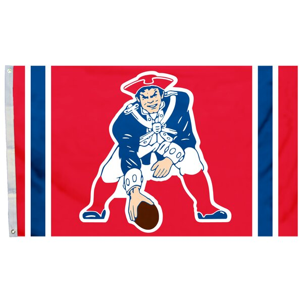 NFL Traditional Polyester 3 X 5 ft. Flag by Team Pro-Mark