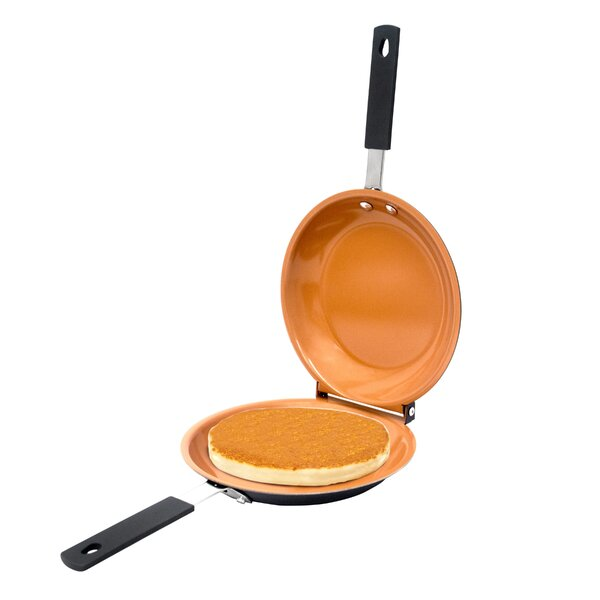Bonanza Pancake 7.5 Copper-Core Omelette Pan by Go