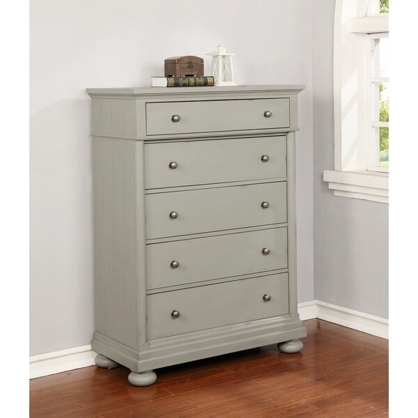 Blaire 5 Drawer Chest by Darby Home Co
